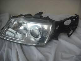 nissan almera xenon lights a genuine saab 95 9 5 xenon headlight headlamp n s left uk