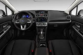 mitsubishi asx 2016 interior 2016 subaru xv crosstrek hybrid reviews and rating motor trend