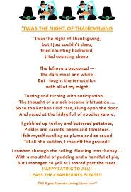 middle school thanksgiving poems festival collections