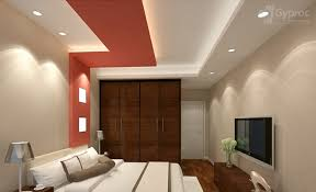 Down Ceiling Designs Of Bedrooms Pictures False Ceiling Drywall Saint Gobain Gyproc India