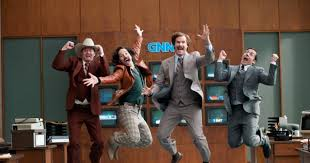Anchorman 2 Quotes Blind Movie Review U0027anchorman 2 The Legend Continues U0027 Ny Daily News