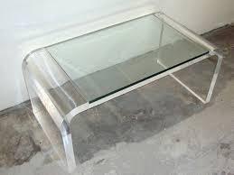 clear acrylic coffee table adair acrylic coffee table gorgeous acrylic coffee table best ideas
