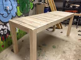 tables made from pallets diy multi functional pallet table pallets pallet furniture and