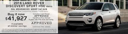 land rover sport price land rover of orland park chicago land rover dealer serving