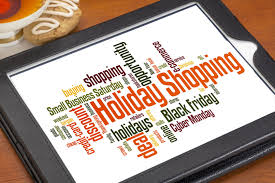 thanksgiving day shopping holiday spending
