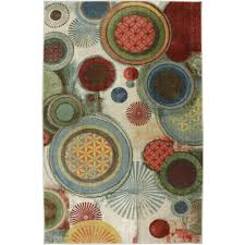 Home Decorator Rugs Mohawk Home Motion Printed Area Rug Multicolor Walmart Com