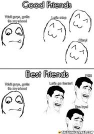 Funny Friends Meme - friends vs best friends thefunnyplanet funny pictures epic