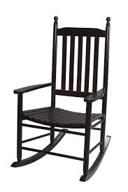 Tall Back Chairs by Amazon Com Gift Mark Tall Back Rocking Chair Espresso