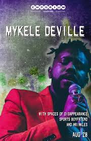 mykele deville spaces of disappearance wrinkles sports