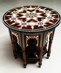 moroccan round coffee table moroccan round coffee table the ancient home