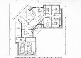 plan de maison plain pied 3 chambres plan maison plain pied 4 chambres garage best of plan maison