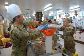 thanksgiving assistance senior military leaders make thanksgiving day visit to bagram