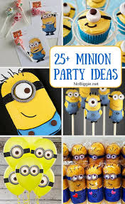 minions party ideas 25 minion party ideas