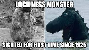 Loch Ness Monster Meme - loch ness monster imgflip