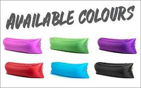 Inflatable Sofa Portable Inflatable Sofa Awesome Stuff 365