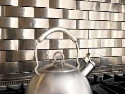 Stainless Steel Mosaic Tile Backsplash Stainless Steel Tile - Stainless tile backsplash