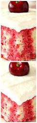 cherry poke cake recipe sweet cherries cream tops and poke cakes
