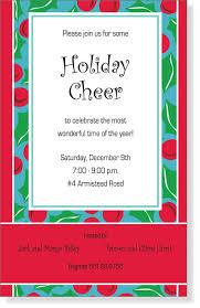 Mary Kay Party Invitation Templates Holiday Party Invitations Wording Iidaemilia Com