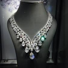 cartier diamond necklace images Cartier diamond ivresse necklace by cartier of 190 00 carats c jpg