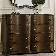 bureau furniture transitional 8 drawer bureau rotmans dressers