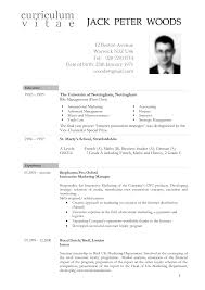 Sample Resume Format In Usa by Us Resume Format