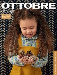 ottobre design ottobre design winter 4 2017 magazine crafty mamas fabrics