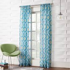 curtain teal shower argos modern comfy curtains panel j panels