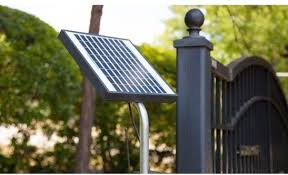 Solar Powered Gate Lights - best 25 automatic gate opener ideas on pinterest gate openers