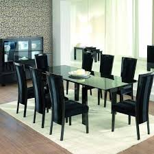 Round Glass Dining Room Table Sets Glass Top Dining Room Table Sets