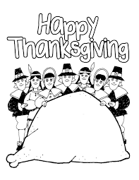 great thanksgiving pilgrim printable coloring pages with free