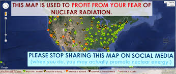 Fukushima Fallout Map by Fukushima Dai Ichi Radiation Jay Patton Online