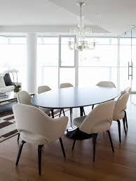 center base dining table houzz saarinen replica table houzz