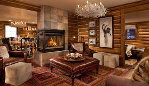 Rustic Home Decorating Ideas Living Room Stunning Rustic Living Room Colors Contemporary Awesome Design