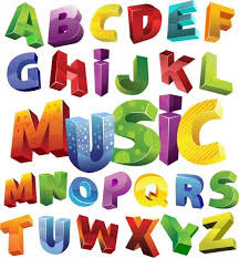 free vector art images graphics for free download colorful 3d alphabet vector graphic free vector in encapsulated