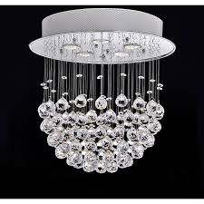 How Much Does It Cost To Rewire A Chandelier Crystal Bowl 5 Light Chandelier Free Shipping Today Overstock