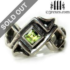 mens stone rings images Bohemian z celtic ring 3 rexes jewelry jpg