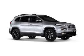 2016 jeep cherokee sport silver 2017 jeep cherokee blackhawk 4x4 3 2l 6cyl petrol automatic suv