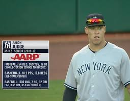 18 Best Aaron Judge Collectibles Images On Pinterest New York - 22 1k likes 272 comments sports illustrated sportsillustrated