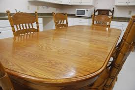 solid oak dining table and 6 chairs solid oak shin lee dining table with 6 chairs