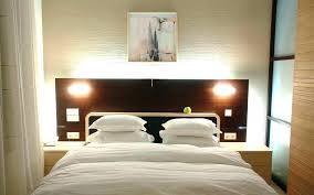 clip on bed light l for bed headboard septilin club