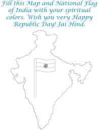 Flags Of The World Colouring India Map Coloring Page Kids Coloring