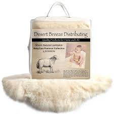 Comfort Products Distributing Omaha Amazon Com New Zealand Lambskin For Baby 100 Natural And