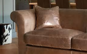 semi aniline leather sofa aniline leather sofas by indigo furniture