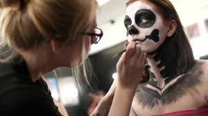 make up classes in houston special fx and painting classes cmc makeup school