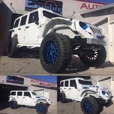 custom jeep white custom jeep wrangler 2 u2014 empire collision experts