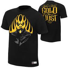 Goldust Halloween Costume Goldust Merchandise Official Source Buy Wwe
