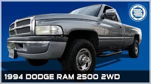 Dodge Ram 94 - 1994 dodge ram 2500 2wd 2