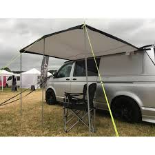 Vw T5 Awning Rail Khyam Sun Canopy Roof Section Driveaway Awnings From Khyam Uk