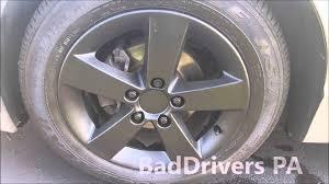 2006 honda civic wheels 2006 honda civic plasti dip rims black