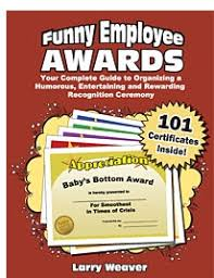 Funny Christmas Party - funny awards ideas for a humorous and inexpensive office